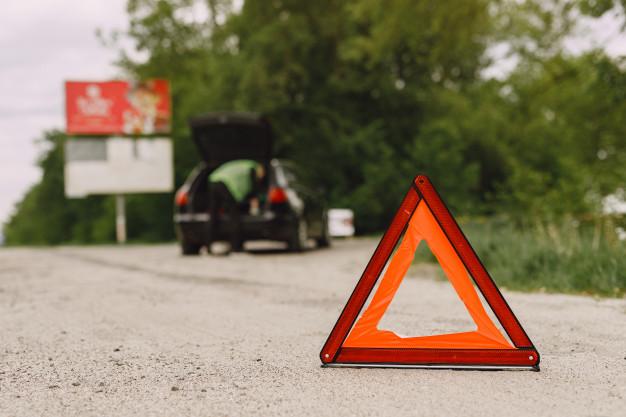 adios triangulos de emergencia